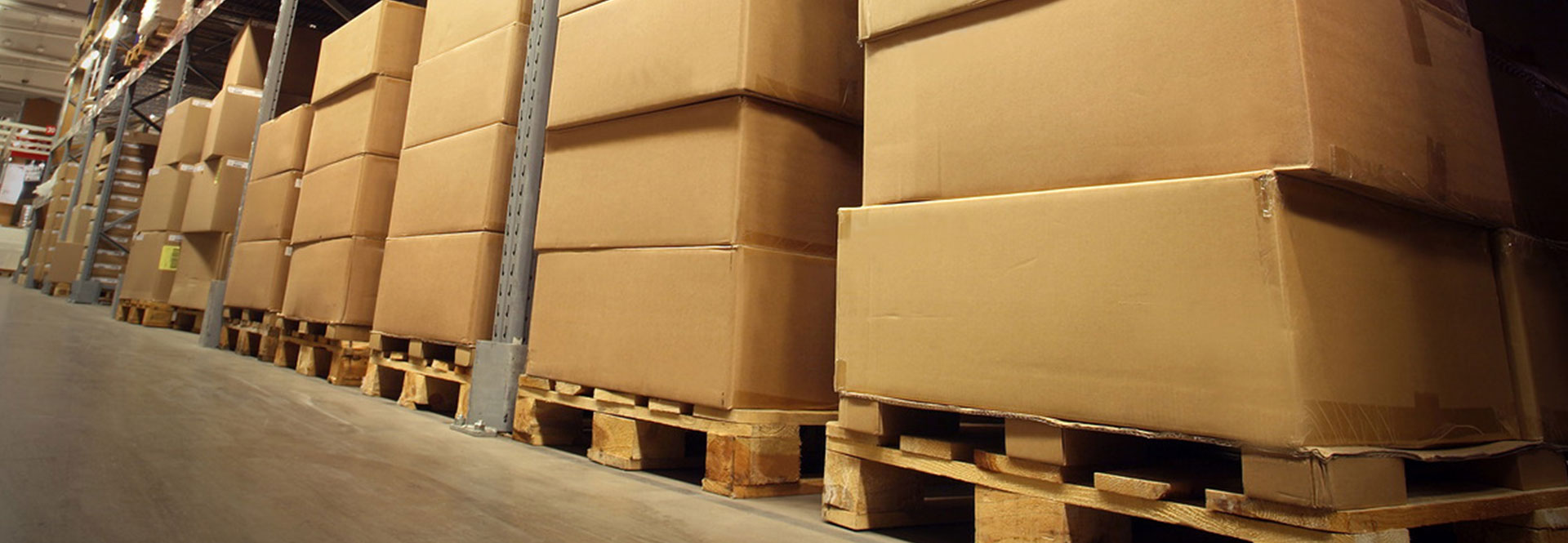 Pallet Racking Helps to Improve Storehouse Storage Area